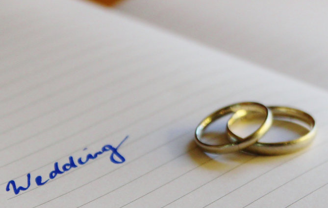 autocertificazione matrimonio